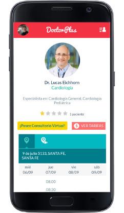 Doctor Plus servicios